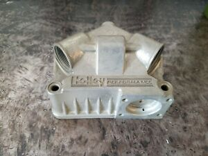 Holley New Primary Dual Inlet Fuel Bowl 134 108