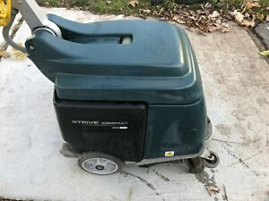 Tennant Nobles Strive Compact Carpet Floor Cleaner Extra Parts