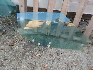 1972 To 76 Torino Pass Door Window Glass