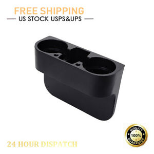 Car Seat Seam Wedge Cup Holder Storage Organizer Multifunction Glove Box