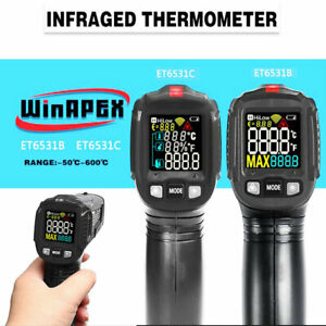 Digital Laser Thermometer Temperature Handheld Non contact Ir Infrared Gun Tool