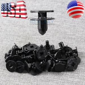 20pc Bumper Shield Protector Push Clips For Nissan Quest Gtr 240x 320z 370z Cube
