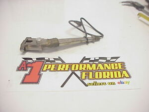 Chrome Long Shifter Handle From A Nascar Race Team Jerico G force Hurst T10