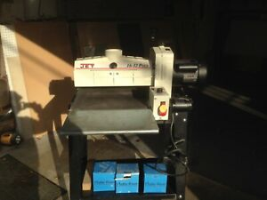 Jet 16 32 Drum Sander used In Great Running Condition