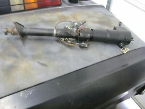 Steering Column W keys Trans Am 82 To 89 83 84 Firebird Pontiac Gm Camaro Z28