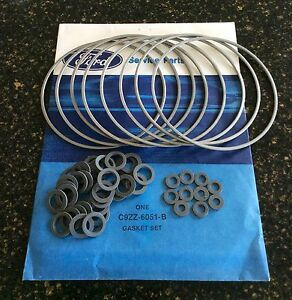 Nos Ford C9zz 6051 b Boss 429 O ring Head Gasket Set Complete Holman moody