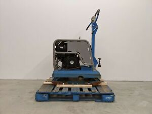 Hoc 2016 Bartell Br5100 Reversible Plate Compactor 1000 Pound 6 Month Warranty