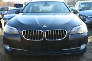 Driver Front Seat Bucket Air Bag Leather Electric Fits 11 13 Bmw 528i 628190