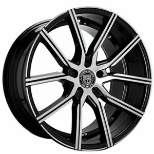 4ea 24 Lexani Wheels Gravity Bm Rims s7