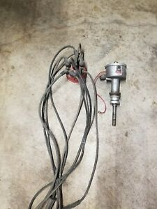 Ford 351c 429 460 Mallory Dual Point Mechanical Advance Distributor No Gear
