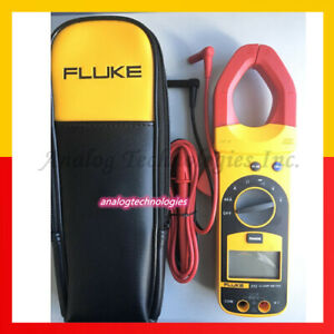 Fluke 312 Digital Clamp Meter Multimeter Tester brand New Digital Display
