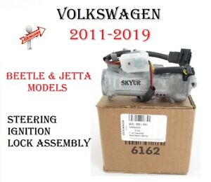 Ignition Lock Assembly W o Keyless Access System For Vw Volkswagen Beetle Jetta
