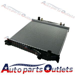 Radiator Fit For 06 10 Ford Explorer Sport Trac Mercury Mountaineer 4 0l 4 6l