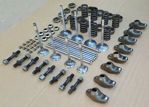 Oem 1987 1995 Chevy 5 7l 350 Sbc Small Block Complete Cylinder Head Hardware Set