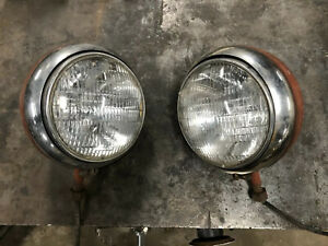 1935 1936 Ford Pickup Truck Headlights Lights Guide Blc Hot Rod Flathead Rat