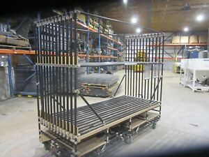 Creform H 1 Storage Racking 96 W X 41 D X 84 H Shelving Steel Rolling Cart