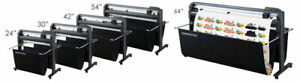 Graphtec Vinyl Cutter Cutting Plotter Fc8600 75 30 inch