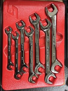 Snap On Svs807a Angle Four Way Wrench Set