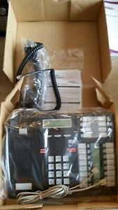At t 974 Small Business System Speakerphone With Intercom caller Id call Waiting