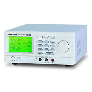 Instek Psp 2010 Programmable Switching Dc Power Supply 20v 10a