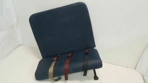 3 Person Passenger Side Bus Seat With Belts Oem 2013 Express 3500 R293202