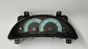 Speedometer Cluster Mph 10 11 Toyota Camry Se 2 5l 4 Cyl Vin F 5th Digit R302173