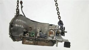 Transmission Assembly Automatic 300sd Diesel 1981 1982 1983 85 Mercedes