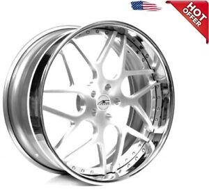 4ea 22 Staggered Ac Forged Wheels Rims Ac340 3 Pcs S1