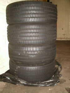 Set Of 4 245 45zr20 Goodyear Eagle F1 Tires Challenger Mustang Corvette