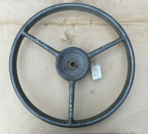1938 1939 Packard Steering Wheel Original