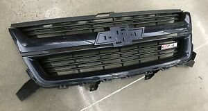 2016 2018 Chevy Truck Silverado 1500 Grille Oem Nice Used