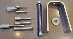 Snap On Blind Hole Bearing Puller Set Made In Usa 10 Pieces