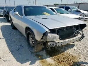 Driver Front Seat Bucket Electric Cloth Fits 08 10 Challenger 1065967