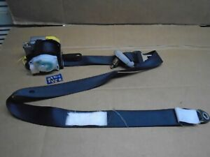 2000 2005 Toyota Echo 2 Door Coupe Front Passenger Side Seat Belt Oem Dark Gray