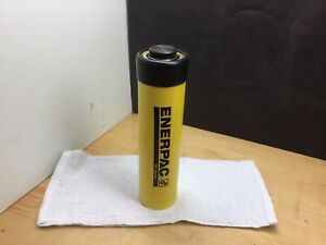 Enerpac Rc156 Hydraulic Cylinder 15 Tons 6in Stroke Usa Made Nice