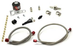Nitrous Outlet Dry To Wet Conversion Kit