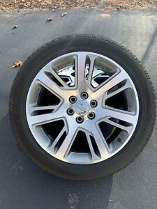 22 Cadillac Escalade Oem Wheels Rims With Bridgestone Tires Take Offs