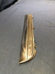 1948 1949 Cadillac 2d Rocker Trim Moulding Lh Driver Side See Description