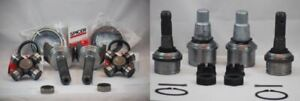 Ford 1998 2004 F250 F350 Dana 50 60 Outer Axle Stub ball Joints master Seal Kit