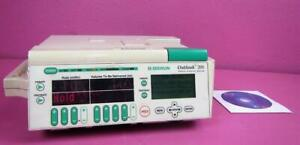 B braun Outlook 200 Safety Infusion System Iv Pump Fluid Administration