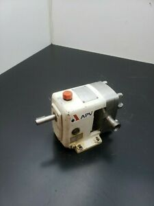 Apv Positive Displacement Pump M 1h 012 20 960 Psig 290 Rpm Free Shipping