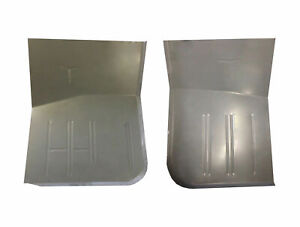 For 1967 1979 Ford F100 F150 F250 F350 Bronco Front Floor Pan Pair