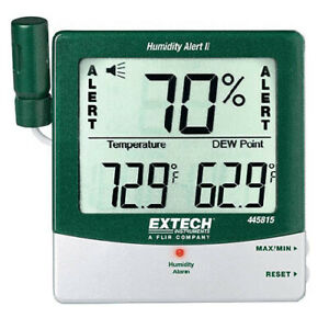 Extech 445815 Hygro thermometer With Dew Point