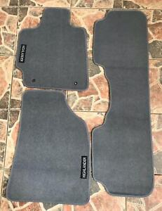 Toyota Highlander 2001 2013 Set Floors Mats Customized Original Cut