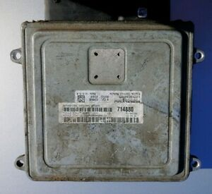 07 08 09 10 Dodge Caliber Jeep Compass Patriot Ecm ecu P68027155ac
