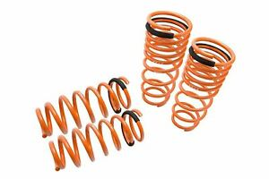 Megan Racing For 98 02 Honda Accord V6 4 Cyl Lower Lowering Coilovers Springs