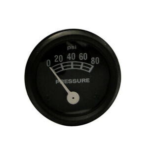 80lb Oil Pressure Gauge Fits Ford Tractor Naa Jubile 2000 901 900 800 701 600