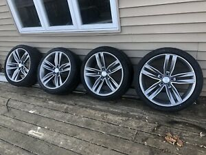 20 Chevy Camaro Ss Rs Oem Wheels Rims Tires 5762 2014 2015 2016 2017 2018