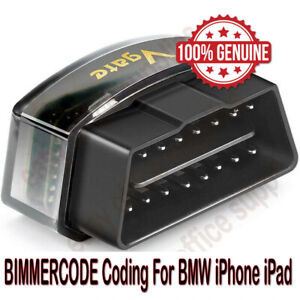 Bluetooth 4 0 Vgate Icar Pro Bimmercode Coding For Bmw Ios Android Obd2