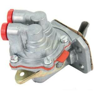 Fuel Lift Pump For Massey Ferguson Mf154 4s Mf230 Mf231 Mf240 Mf245 Mf250 Mf253